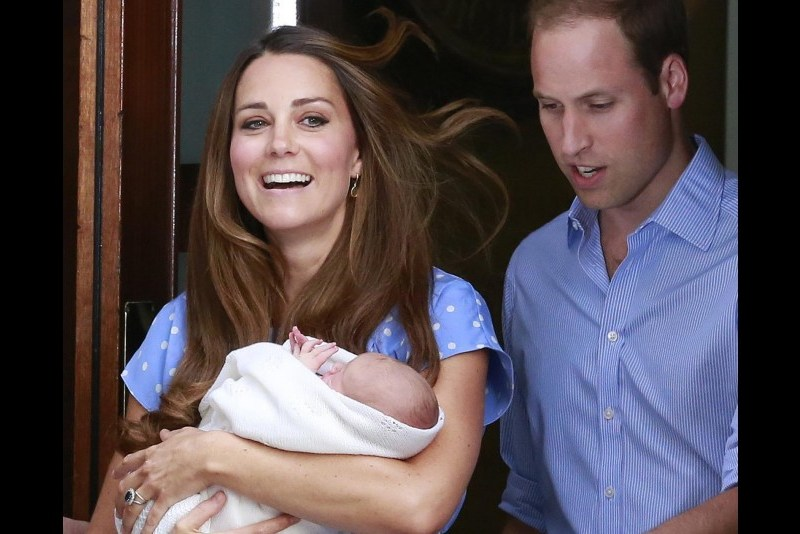 Nasceu na manhã desta segunda-feira, 23, o terceiro filhodeKate Middletone do príncipeWilliam.O anúncio do nascimento foi feito pelo Twitter oficial do Palácio de Kensington