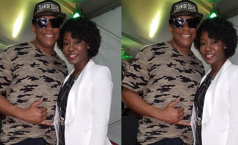 A cantora moçambicana tirou uma fotografia com o músico angolano Big Nelo e na legenda escreveu uma mensagem simples mas bastante carinhosa para o angolano