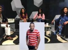 As comentadoras do Polémica, programa angolano transmitido às quarta-feiras na Palanca TV, criticaram o apresentador moçambicano Fred Jossias