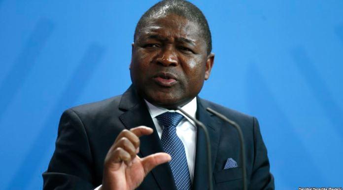 """O Canal de Moçambique descodificou, na semana passada, o indivíduo """"Q"""", referenciado no relatório da Kroll sobre as chamadas dívidas ocultas, afirmando tratar-se do nome do Presidente da República, Filipe Nyusi"""