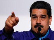 O Presidente da Venezuela, Nicolás Maduro, anunciou esta segunda-feira um novo aumento de 95% do salário mínimo, que passa a ser de 2.555.500 bolívares