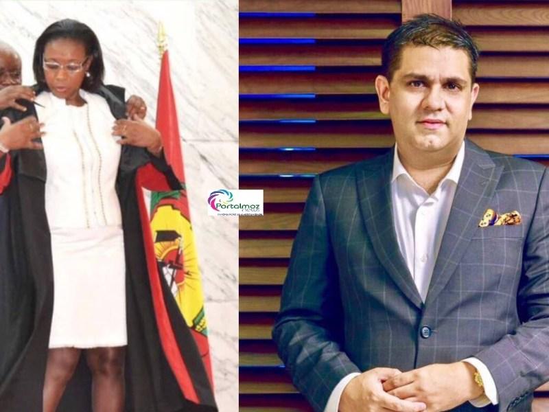 Beatriz Buchili é Procuradora- Geral da República, nomeada pelo antigo Presidente da República de Moçambique, Armando Emílio Guebuza.