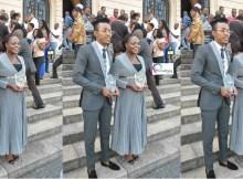 Os músicos Justino Ubakka e Lourena Nhate foram distinguidos como melhores artistas de 2017, masculino e feminino, respectivamente, pelo Conselho Municipal da Cidade de Maputo
