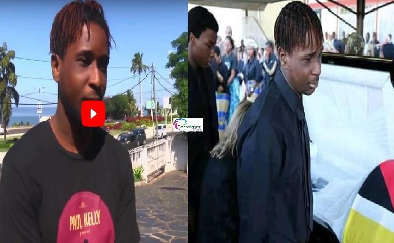 Afonso Dhlakama Júnior, popularmente conhecido nos meandros da música por Lil Dhlakama, deixou uma promessa ao posso moçambicano
