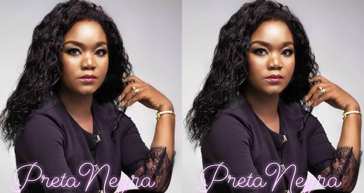 """A cantora moçambicana, Marllen, popularmente conhecida por """"Preta Negra"""" endereçou no passado dia 4, sexta-feira, os seus sentimentos de pesar à família enlutada"""