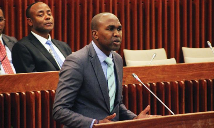 O Movimento Democrático de Moçambique, MDM, anunciou, esta sexta-feira, Venâncio Mondlane como cabeça de lista do partido para as eleições autárquicas na cidade de Maputo.