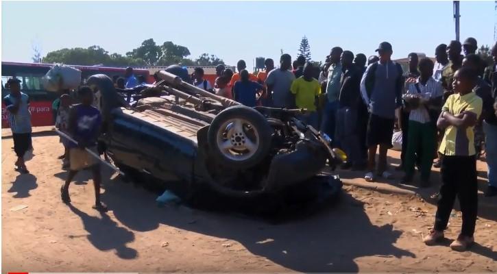 A vítima acabou perdendo a vida a caminho do hospital. Moradores de Chihango pedem a colocação de iluminação na estrada circular de Maputo