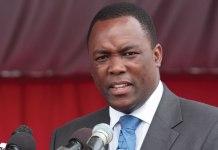 Samora Machel Júnior está fora da corrida interna para ser candidato à cabeça-de-lista do partido Frelimo na cidade de Maputo