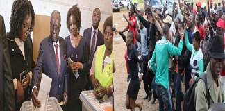 Já começaram a ser afixados os resultados preliminares das eleições no Zimbabwe. Pelo menos, na capital zimbabweana os resultados dão vitória ao candidato do Movimento para Mudança Democrática (MDC)
