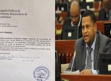 Ricardo Tomás (na imagem) recusa ser cabeça de lista do mdm na cidade de Tete. Exarou uma carta a CP e entregou ao Celestino Bento (ex delegado politico da renamo e mdm).