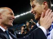 Nos últimos dias, foi falado sobre a possível presença de Zidane na apresentação de Cristiano Ronaldo na Juventus