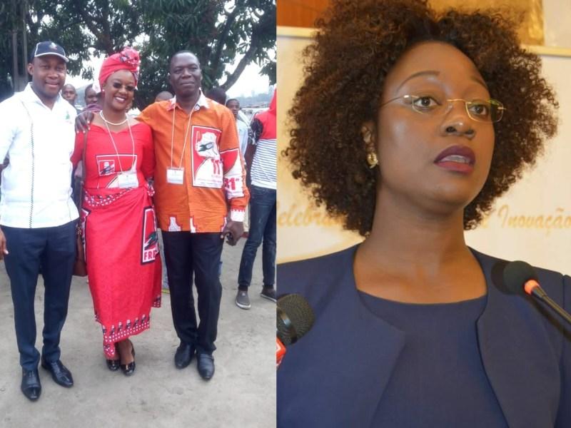Augusta Maita, actual secretária permanente da província de Sofala, foi eleita esta sexta-feira cabeça de lista da Frelimo na cidade da Beira