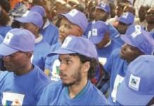 Membros do partido Renamo amotinaram-se esta sexta-feira, na sua Delegação Política Provincial de Manica em protesto aos candidatos há cabeça-de-listas