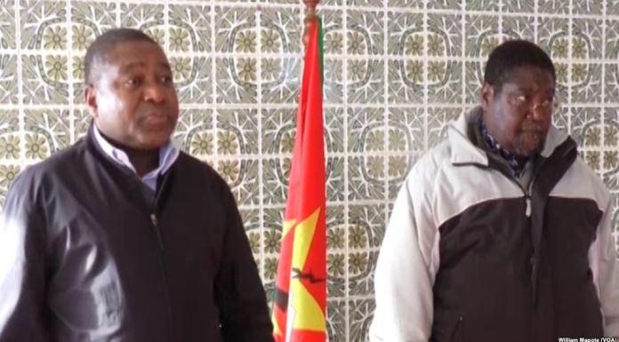 O Presidente da República, Filipe Nyusi, anunciou à nação, no final da tarde desta segunda-feira, que o Governo e a Renamo assinaram um memorando sobre assuntos militares