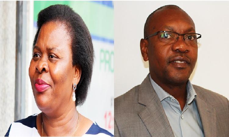 Emília Moiane, acabou mesmo por nomear o irmão Sérgio Marcos para o cargo de administrador da Televisão de Moçambique