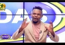 O polémico apresentador do programa Batidas, da TV Sucesso, Fred Jossias, mais conhecido por Rei dos Beef's,manifestou seu desagrado na semana passada pelo facto dos angolanos