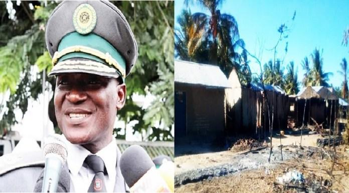 A Polícia da República de Moçambique continua com a sua propaganda de guerra, afirmando que a segurança está restabelecida em Cabo Delgado