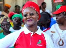 Augusta Maita foi PCA do Fundo Nacional do Desenvolvimento sustentável e directora nacional no Ministério de Economia e Finanças.
