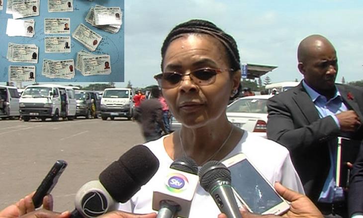 A vice-ministra dos Transportes e Comunicações, Manuela Rebelo minimiza o impacto que terá o agravamento das taxas dos serviços prestados pelo INATTER