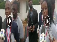 Membros da comissão distrital de eleições da Matola denunciaram fraude no apuramento de resultados nesta autarquia.