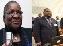 A Presidente da Assembleia da República, Verónica Macamo, suspendeu na manhã da quinta-feira passada o mandato do então deputado Ossufo Momade