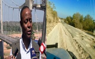 """As obras de melhoramento da circulação na EN1 já estão em curso nos principais troços danificados, apurou """"Carta de Moçambique"""" de uma fonte segura do Governo"""