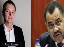 O advogado sul africano, Rudi Krause, espera obter liberdade provisória sob caução para o seu cliente, o antigo Ministro das Finanças, Manuel Chang, detido na semana passada em Joanesburgo