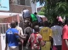 A Polícia teve de intervir para evitar o pior no seio da confusão entre os membros da Renamo. Sandura lamentou a confusão instalada