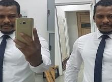 """O juiz dasecção deinstrução criminal do Tribunal Judicial da Cidade de Maputo (TJCM), Délio Miguel Pereira Portugal, que instruiu o processo nº 1/PGR/2015, relativo às """"dívidas ocultas"""","""