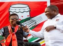 A jovem jurista MÉRCIA LICÁ de 23 anos de idade, nascida e residente em MASSINGA, ao que tudo indica vai ser deputada da Assembleia da República na próxima legislatura.