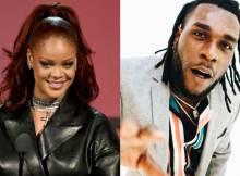 Nigerianos estão a impressionar artistas norte americanos, Rihanna dá bronca em segurança que não tocou Burna Boy em viagem de carro