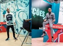 """Dygo Boy é rapper e apresentador, entrou nos quadros da Miramar como repórter do programa """"Atracções"""" fazendo reportagens de alguns eventos de entretenimento"""