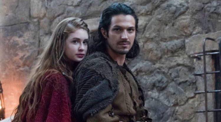 Amália e Afonso em Deus Salve o Rei