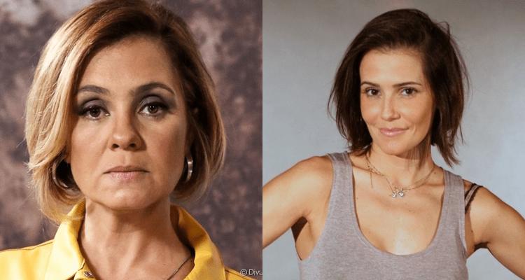 Adriana Esteves será namorada de Deborah Secco em De Volta Para Casa