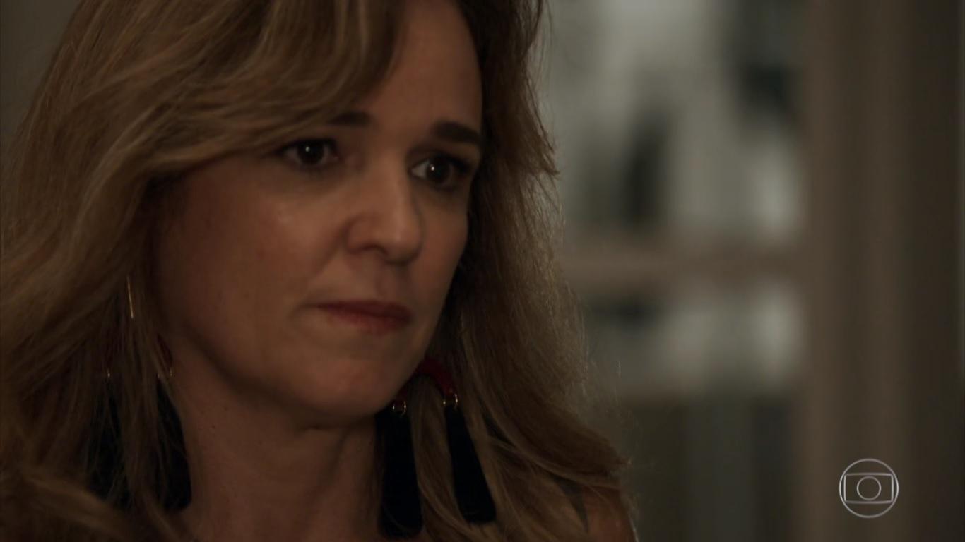 Lorena (Sandra Corveloni) em O Outro Lado do Paraíso