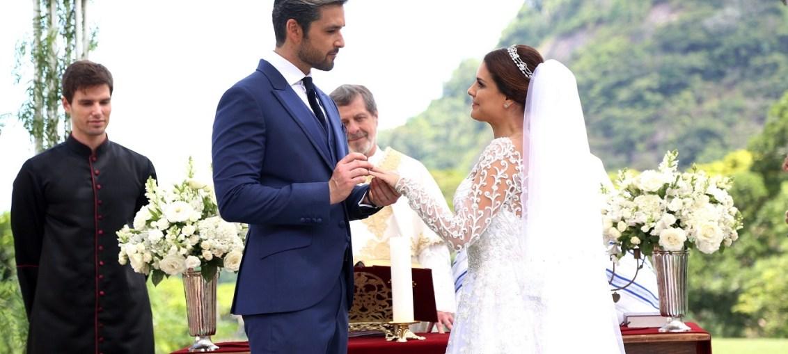 Apocalipse Ricardo Montana e Isabela