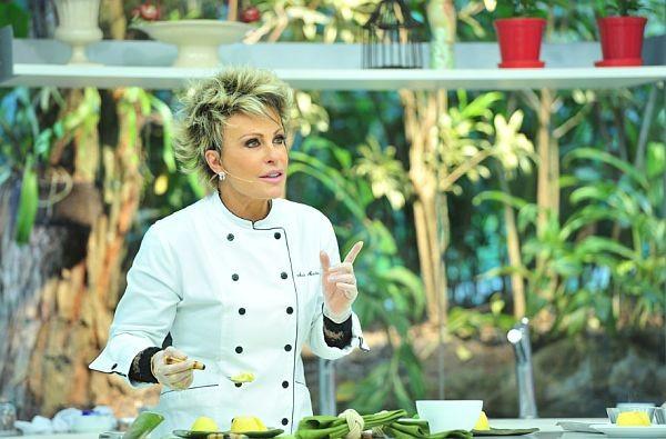 Ana Maria Braga ensina receita de churros de cenoura
