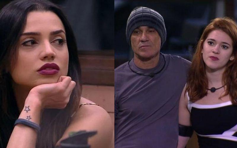 Enquete UOL BBB18 já revela quem deve sair no paredão Família Lima contra Paula (Reprodução/Globo)