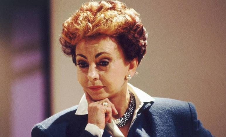 Da novela Vale Tudo, que volta ao Viva ainda neste mês de maio, Odete Roitman foi eternizada pela atriz Beatriz Segal (Reprodução/TV Globo)