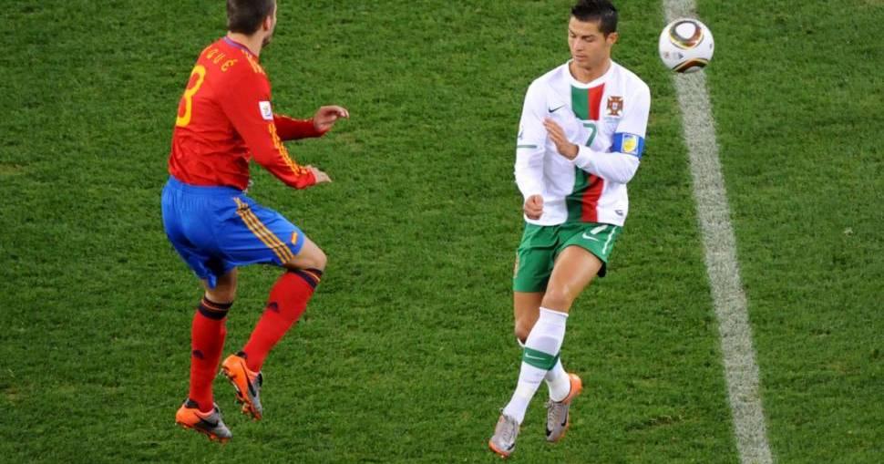 Portugal x Espanha é a partida desta sexta na Copa do Mundo FIFA 2018 (Foto: Reprodução)