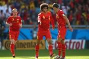 Seleção da Bélgica enfrenta o Panamá na Copa do Mundo FIFA 2018 (Foto: Reprodução)