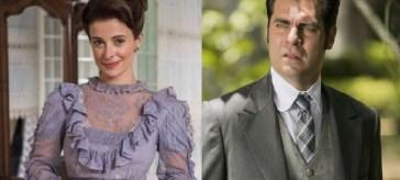 Briana chega ao Vale do Café para reivindicar casamento com Darcy