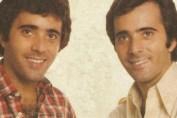Gêmeos interpretados por Tony Ramos, em Baila Comigo