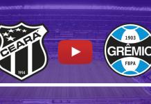 Ceará x Grêmio