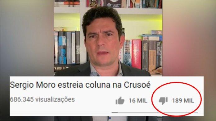 Sérgio Moro na Crusoé