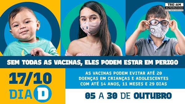 Multivacinação Manaus