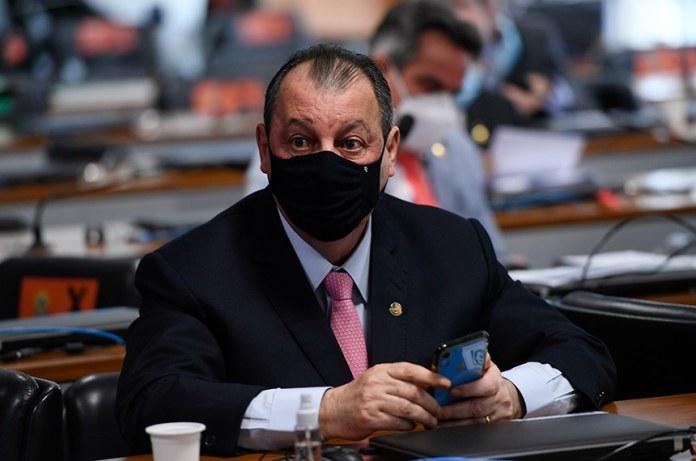 Omar Azis na presidencia da cpi da covid