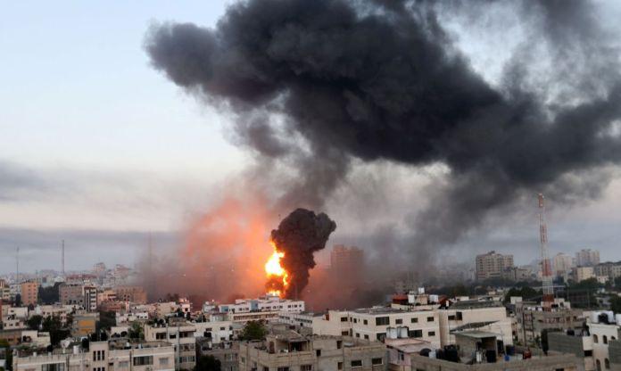 conflito entre hamas e israel