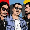 Live do trio 3030 anima o Dia dos Namorados com rap carioca