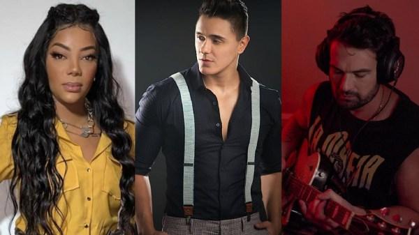 """Escute """"Tua Raivinha"""", parceria entre Ludmilla, o cantor panamenho Joey Montana e o produtor Cabrera"""